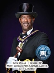 Most Worshipful Grand Master