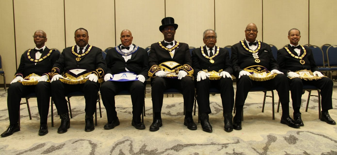2019-2012 Grand Lodge Officers