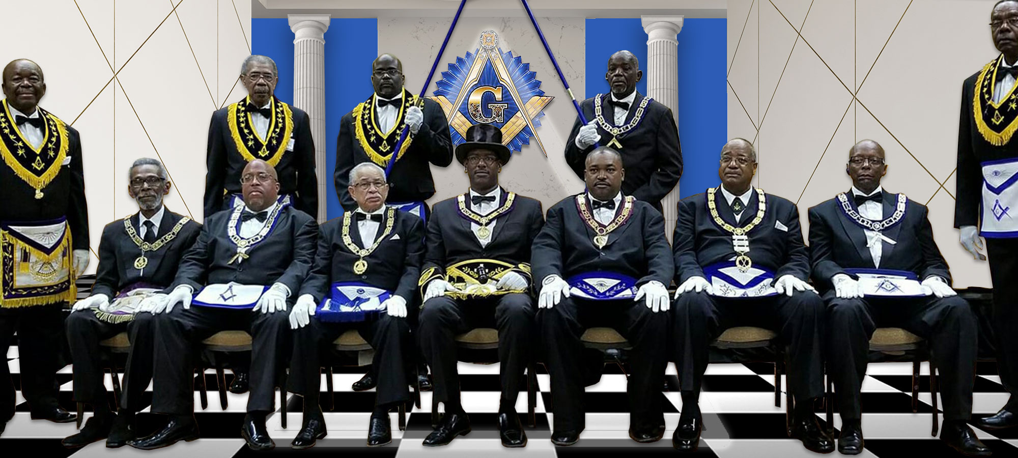 2017-2018 Grand Lodge Officers